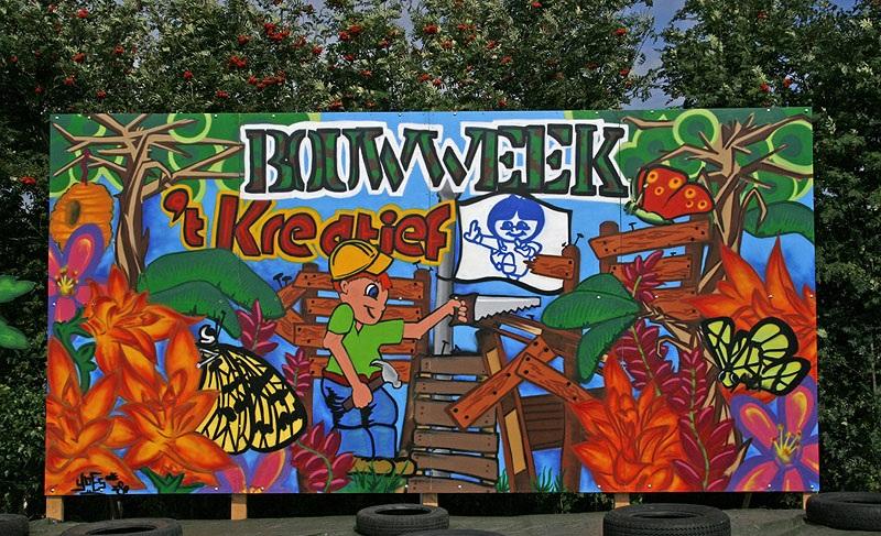 Bouwweek 't Kreatief